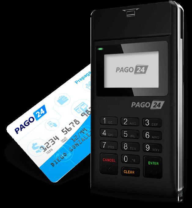 10b75a290 Pago 24 | Tarjeta prepaga y billetera virtual